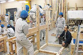 2・3級建築大工技能検定試験対策
