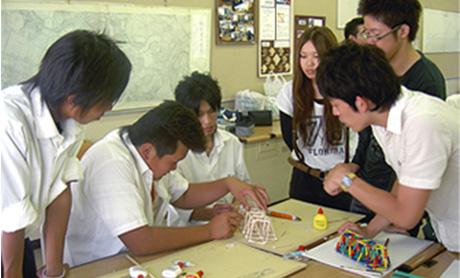 photo: 高校出前授業