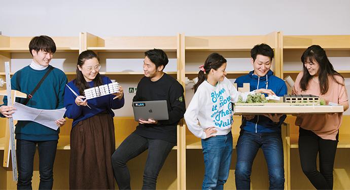 photo: 建築設計学科
