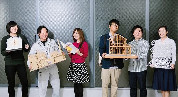 photo: 建築学科II部