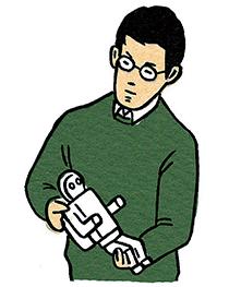 illust: ロボットエンジニア