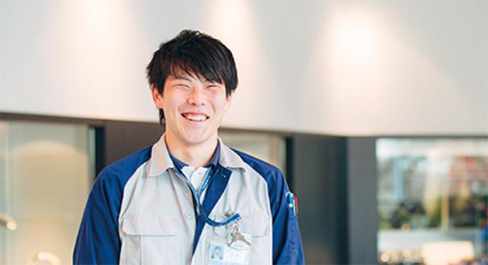 photo: 社会で活躍する卒業生インタビュー