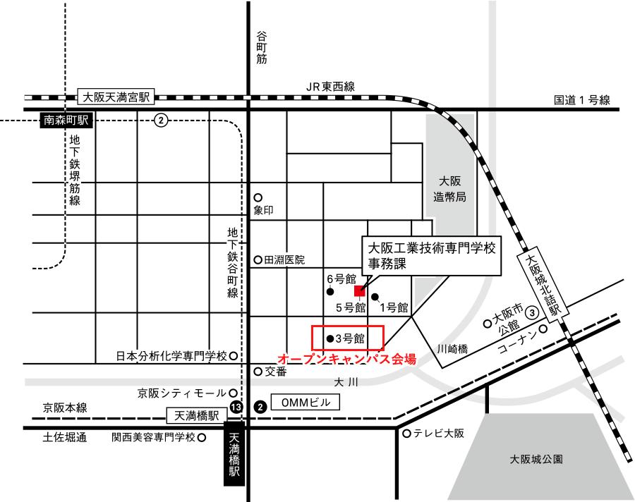 pct:周辺地図