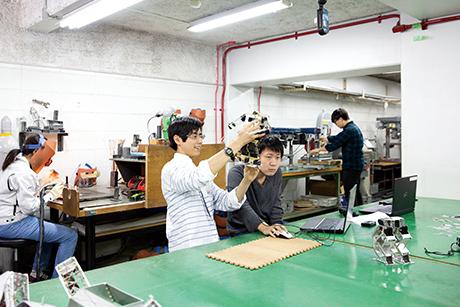 [BF] 機械実習室