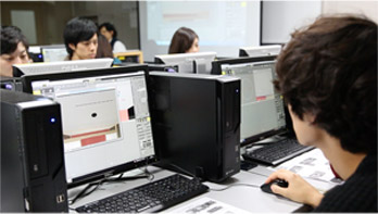 photo: ロボット・機械学科