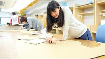 photo: フレックス建築学科