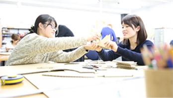 photo: インテリアデザイン学科