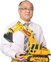 竹中智司先生