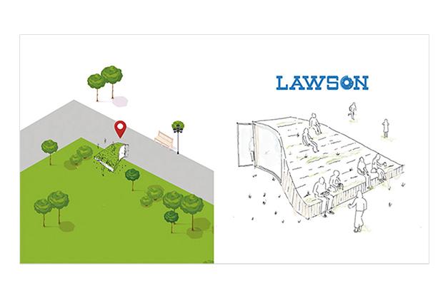 ローソン店舗 リノベーションプロジェクト