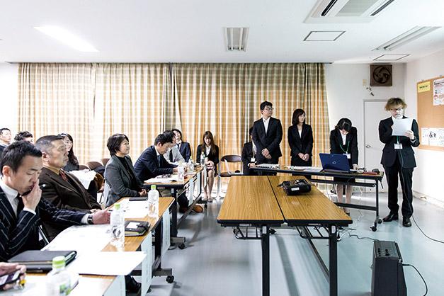 私たちのまちづくり提案(大阪市北区)