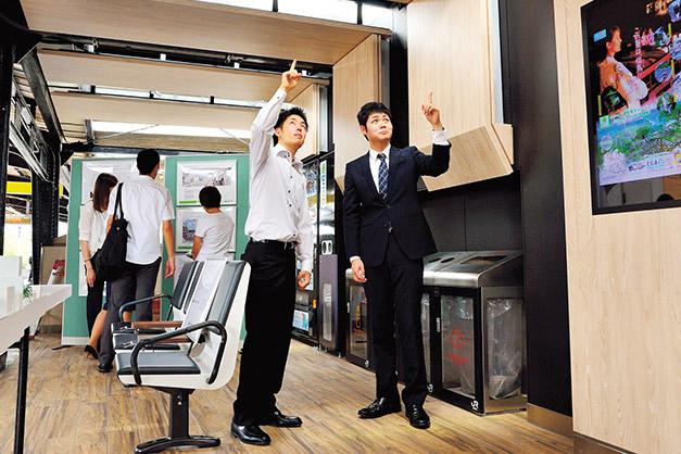 大阪環状線 森ノ宮駅プロジェクト
