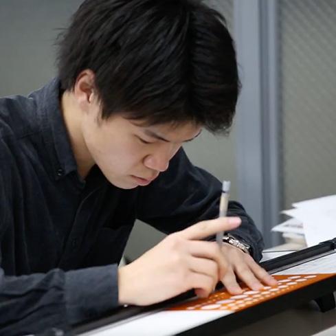 #041 建築学科Ⅱ部(夜間)で製図を学ぶ