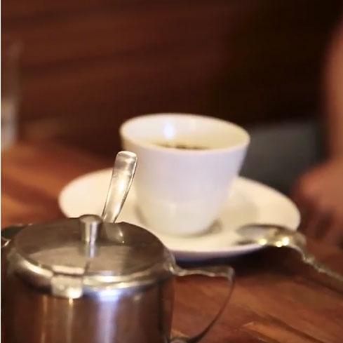 #064 放課後にお茶を飲む
