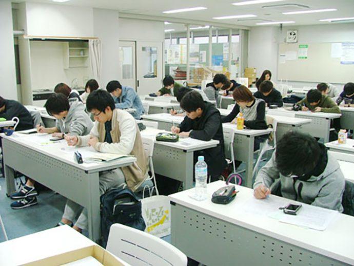 photo: 一足早く、平成29年度 建築士専科開講!
