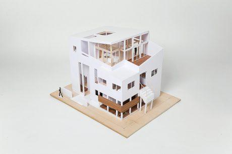 photo: すまいの設計 外部との繋がり 図面集