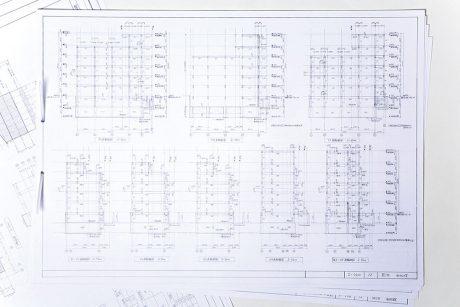 photo: 卒業制作図面集