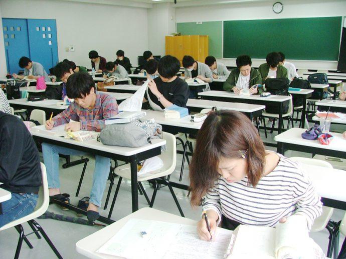 photo: 第1回 2級建築士学科模擬試験 開催