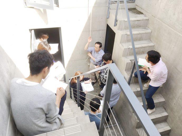photo: 「日本橋の家」を見に行く ー安藤忠雄建築から建築を学ぶー