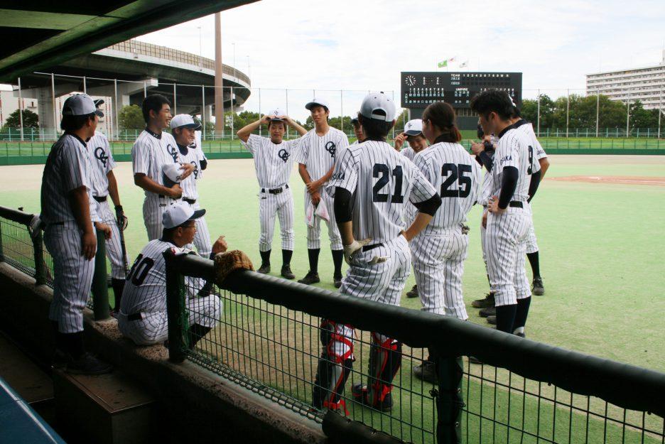 photo: OCT野球部 関西大会!