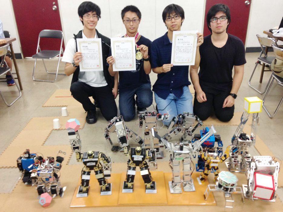 photo: 【近畿学生2足歩行ロボットリーグ】 OCTが再び上位独占!団体でも優勝!