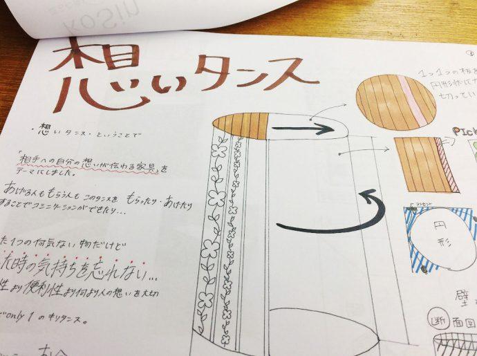 photo: 企業連携「桐箪笥デザイン開発プロジェクト」最終プレゼン!
