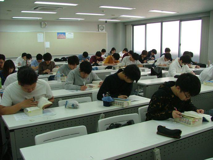 photo: 第1回 二級建築士学科 模擬試験 開催