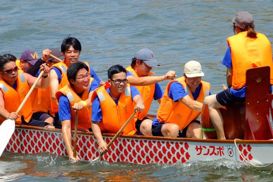 photo: 2018年日本国際ドラゴンボート選手権大会に出場しました。