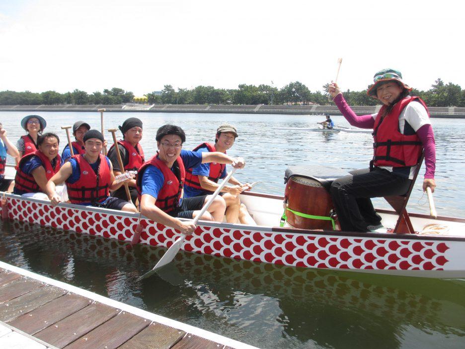 photo: IDBF世界ドラゴンボート選手権最終代表選考の練習会