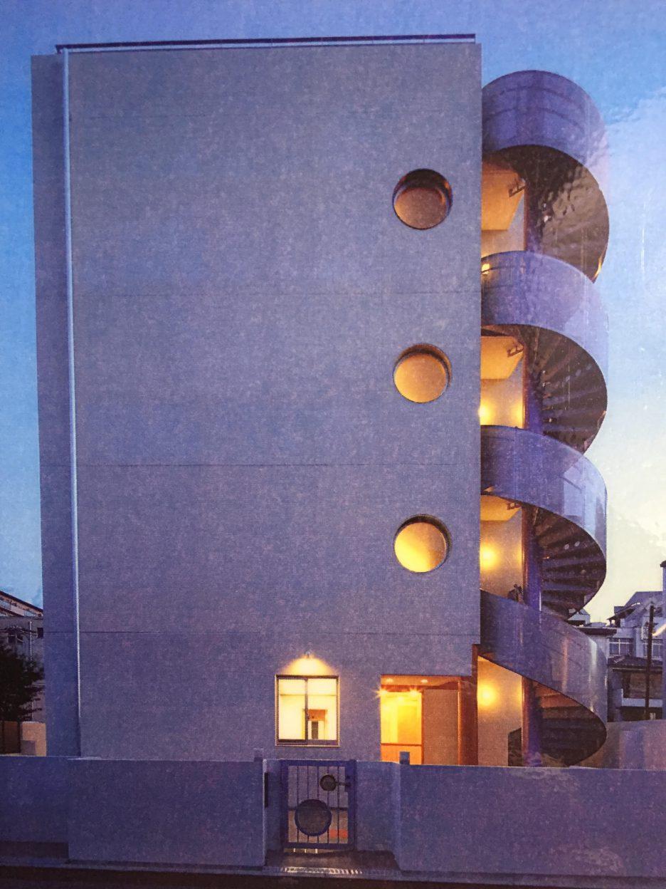 photo: 重山先生が設計された大阪市内の保育園が選ばれました!