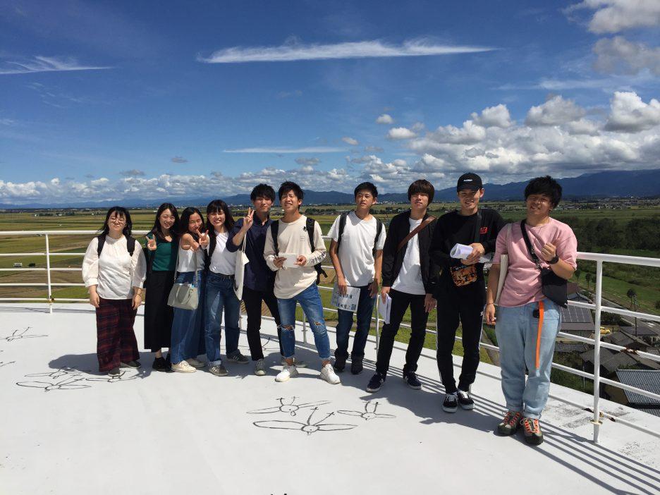 photo: 建築学科 意匠コース 「建築合宿」