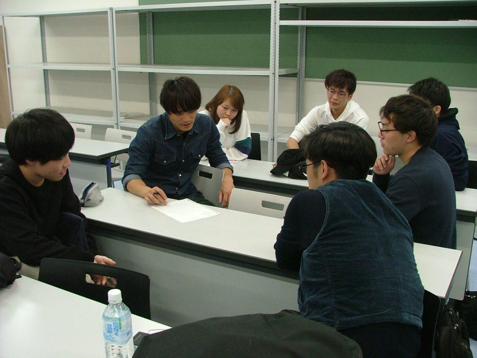 photo: 建築士専科 ビジネス講座にてグループワークを行いました