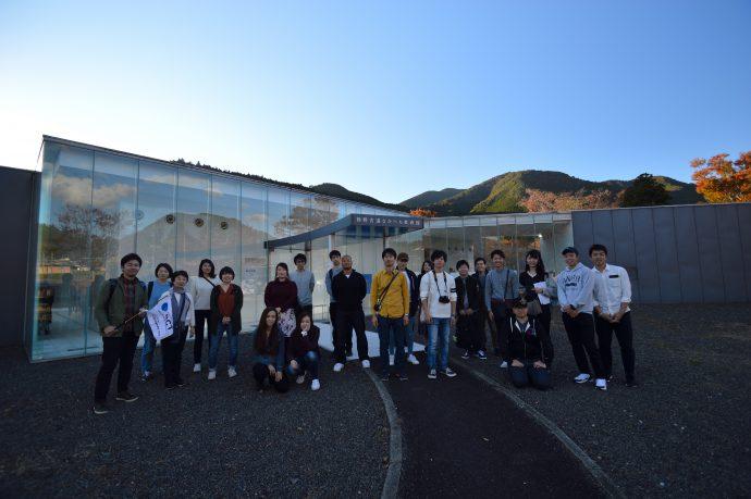 photo: 有名建築物 見学日帰りバスツアーが実施されました