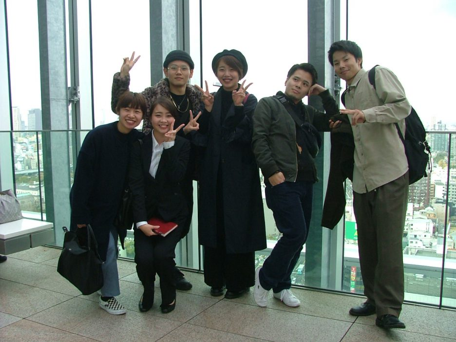 photo: 特別講義(阿倍野ハルカス美術館見学会)へ行って来ました