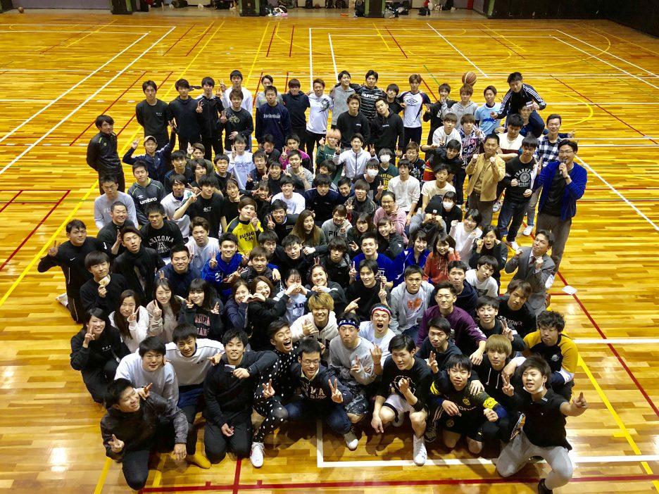 photo: OCT初開催!「発汗会」(球技大会)が開催されました