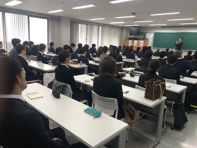 photo: 2019年 夏期企業研修(インターンシップ)報告
