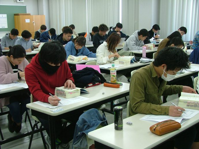 photo: 第1回 二級建築士学科模擬試験 開催
