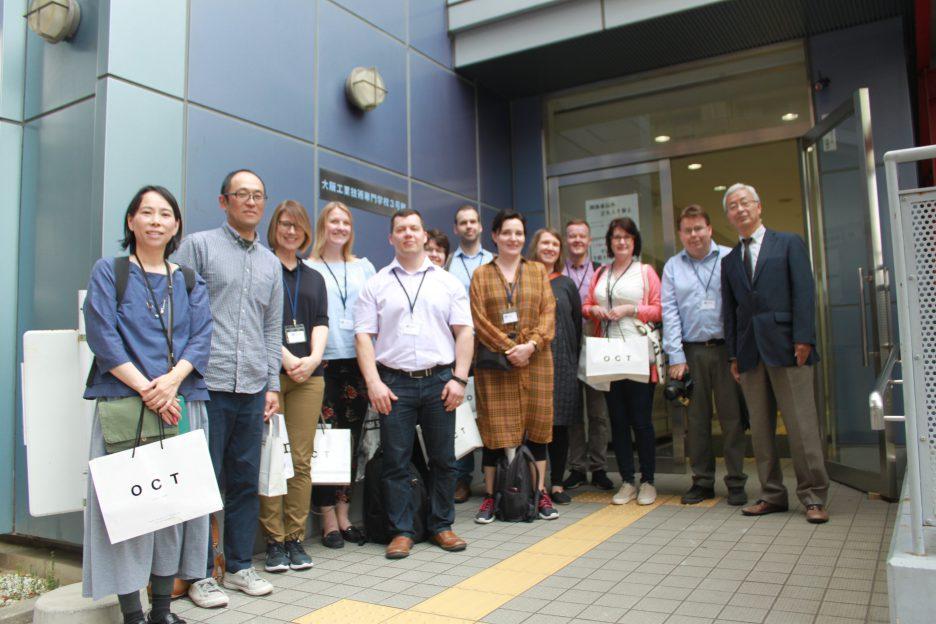 photo: フィンランド 職業教育機関RATEKOの方々にご来校頂きました
