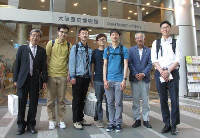 photo: 2019年度 留学生歓迎会を行いました