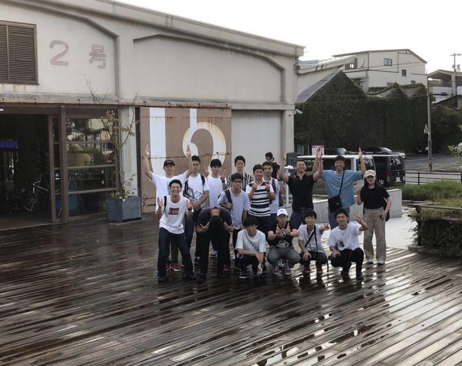 photo: 建築学科意匠コース 建築合宿へ
