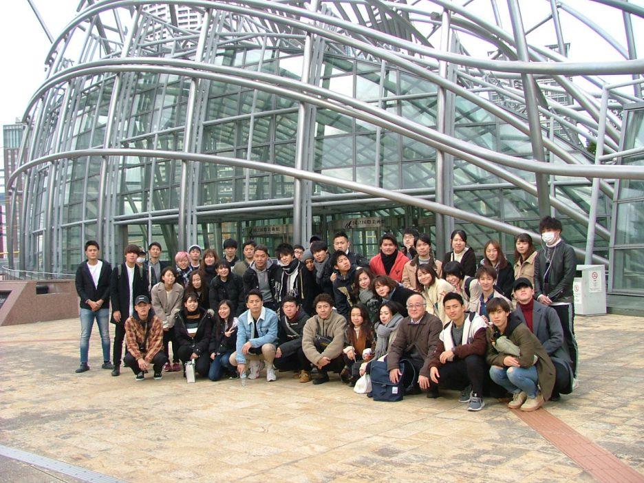 photo: 特別講義 国立国際美術館 見学会へ行って来ました