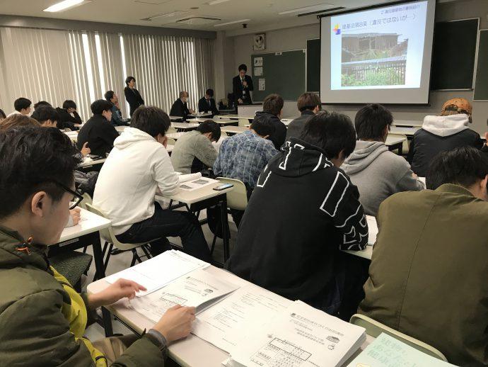 photo: 大阪府住宅まちづくり部 出前講座が実施されました
