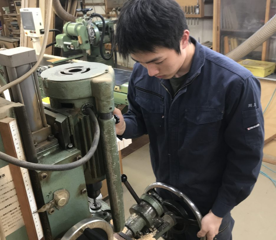 photo: 2019年3月 大工技能学科卒業 卒業生の活躍紹介