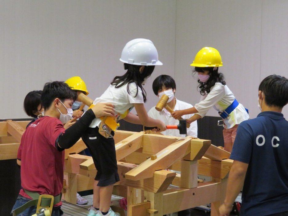 photo: 「奈良の木づかいフェスタ」に参加!<br>奈良新聞の記事にても紹介されました。