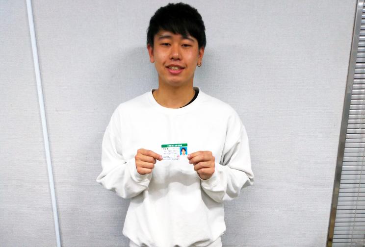 photo: 二級建築士免許証明書 交付に行ってきました