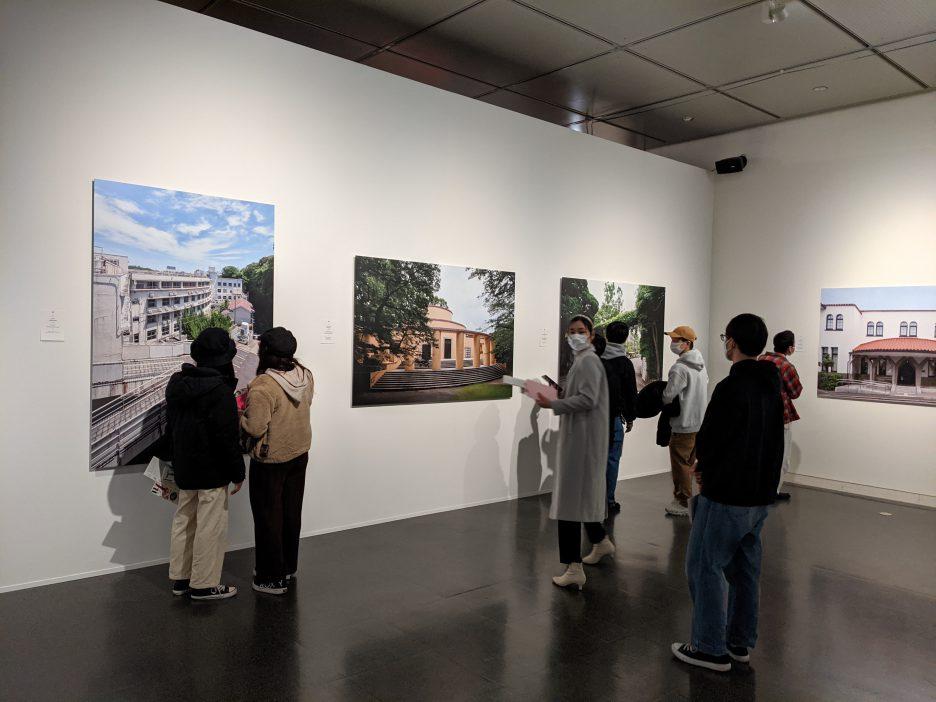 photo: 2021 建築学科意匠コース 京都学外実習